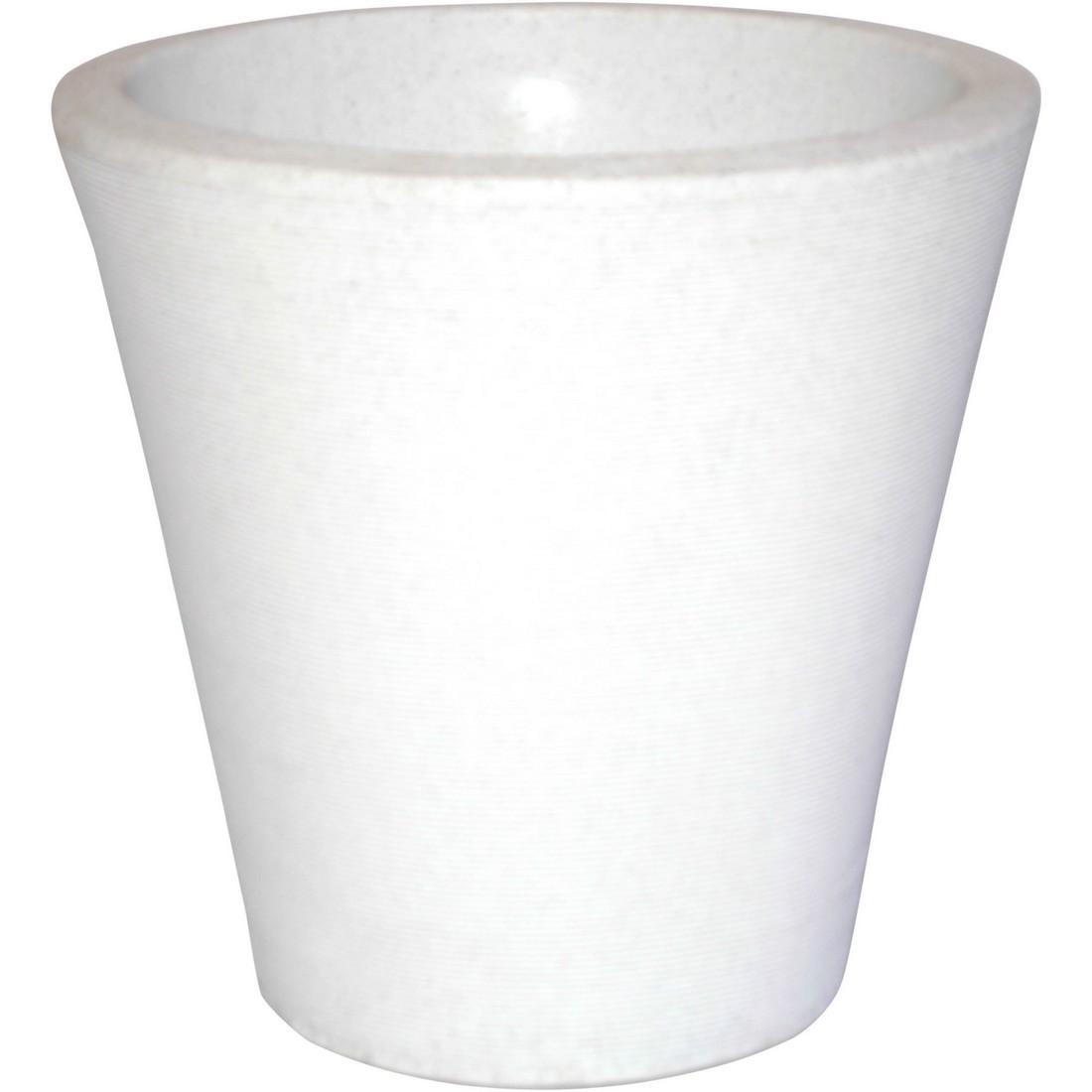 Pflanzkübel Marble – Kunststoff – Madison – Höhe: 35 cm Ø: 36 cm (einzeln), Cresent Garden online kaufen