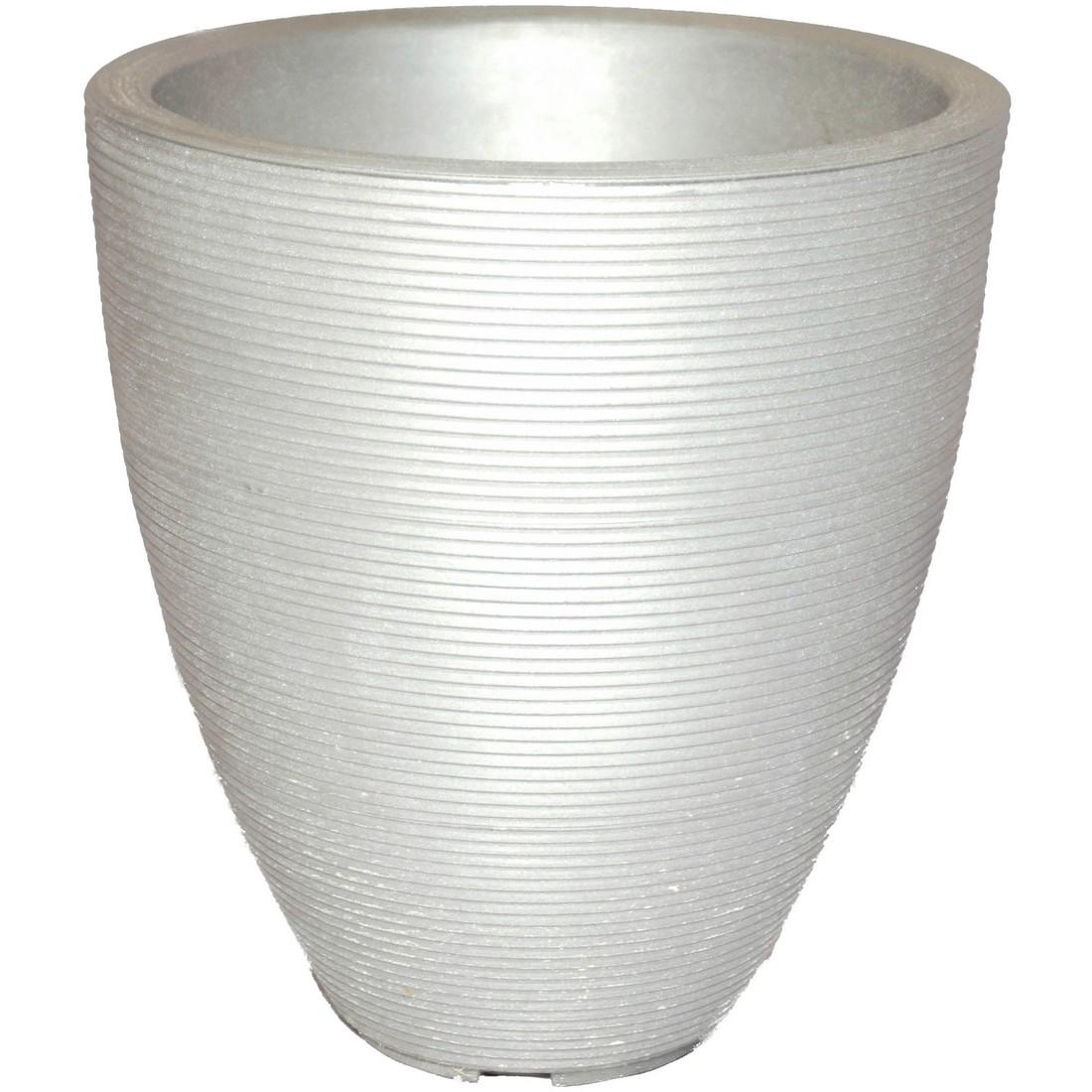 Pflanzkübel Pewter – Kunststoff – Delano, Cresent Garden bestellen
