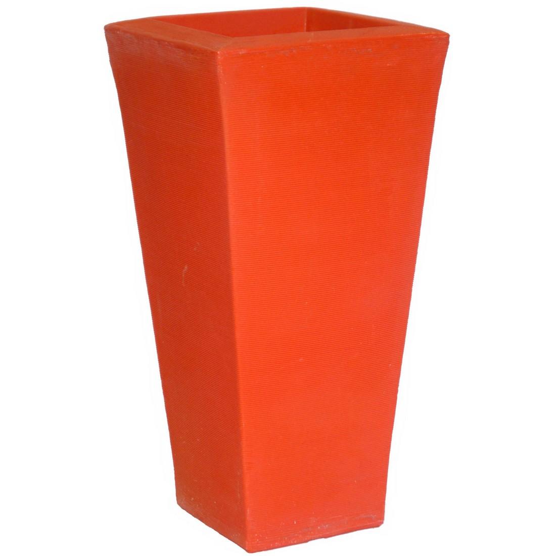 Pflanzkübel Red – Kunststoff – Chelsea – Höhe: 112 cm Breite: 56 cm (einzeln), Cresent Garden günstig kaufen