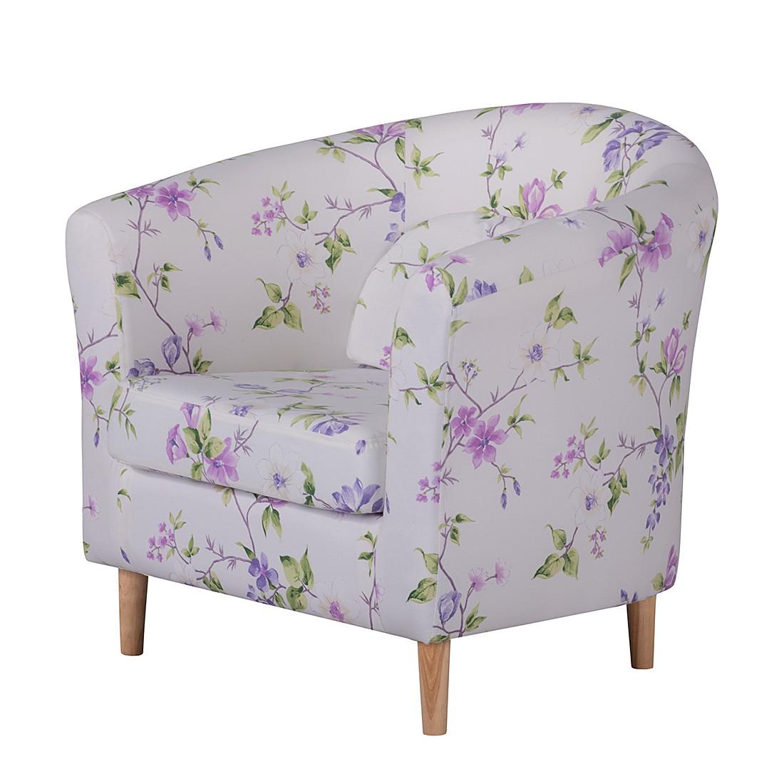 sessel philipp webstoff gebl mt wei lila fredriks g nstig online kaufen. Black Bedroom Furniture Sets. Home Design Ideas