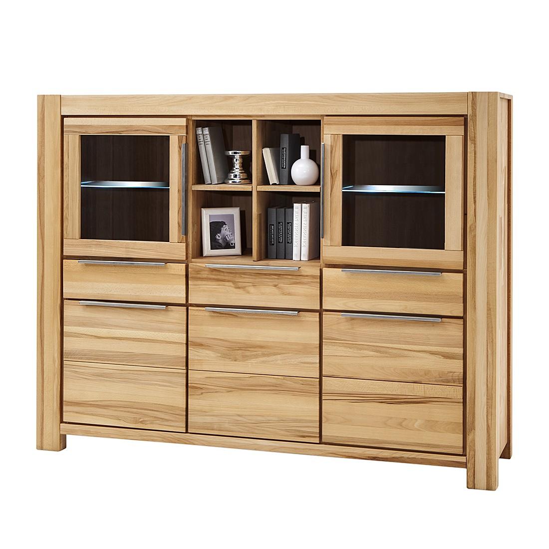 highboard kernbuche ge lt preis vergleich 2016. Black Bedroom Furniture Sets. Home Design Ideas