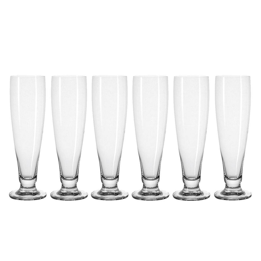 Pilsglas Bionda (6er-Set) – 500 ml, Leonardo bestellen