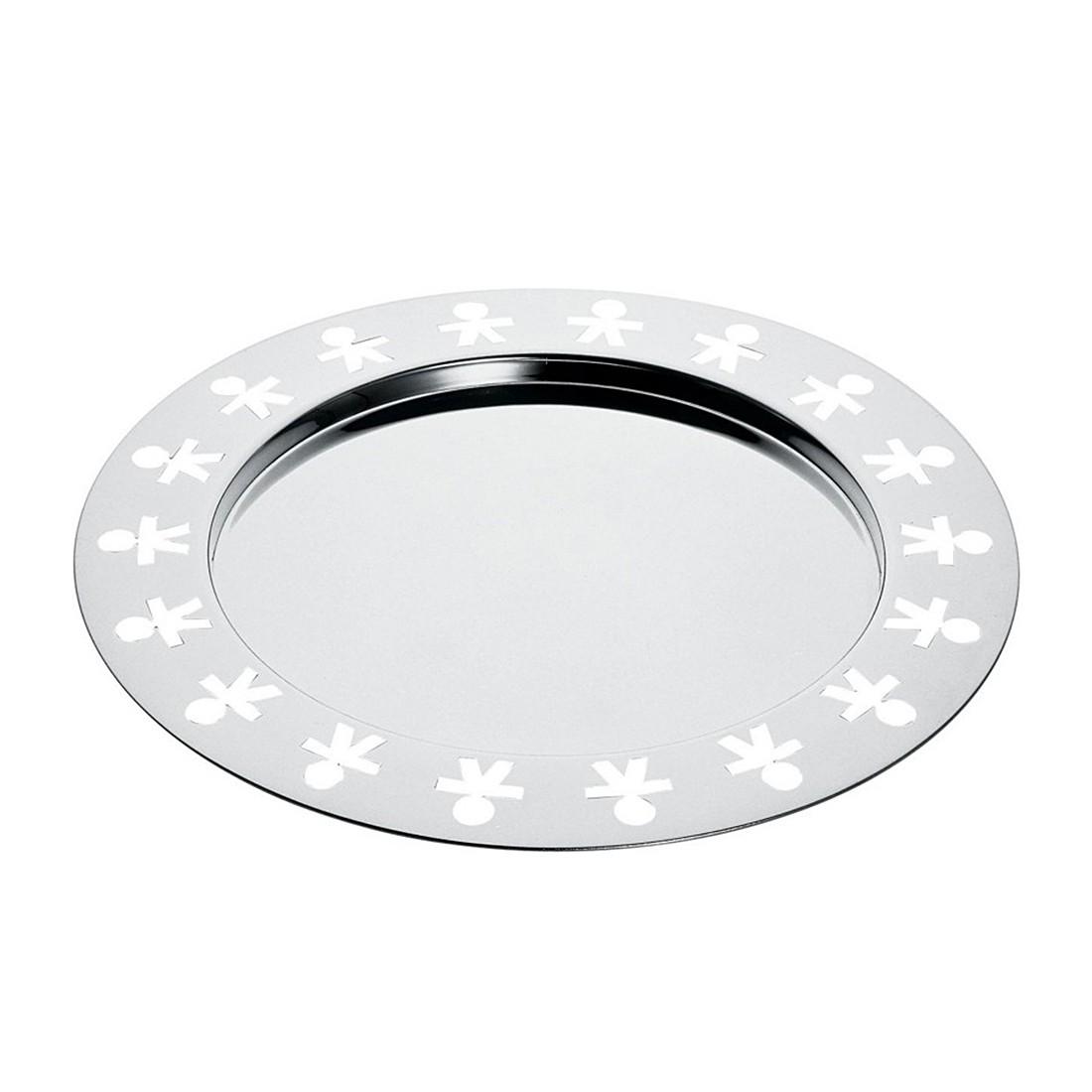 Platte Girotondo- oval/58 x 45/5 cm, Alessi günstig