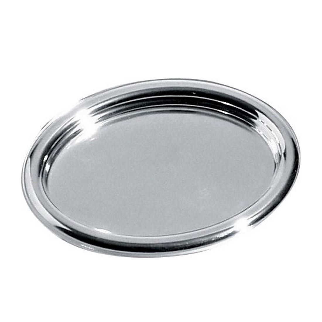 Platte Vassoio Ovale – oval/26 x 20 cm, Alessi günstig online kaufen
