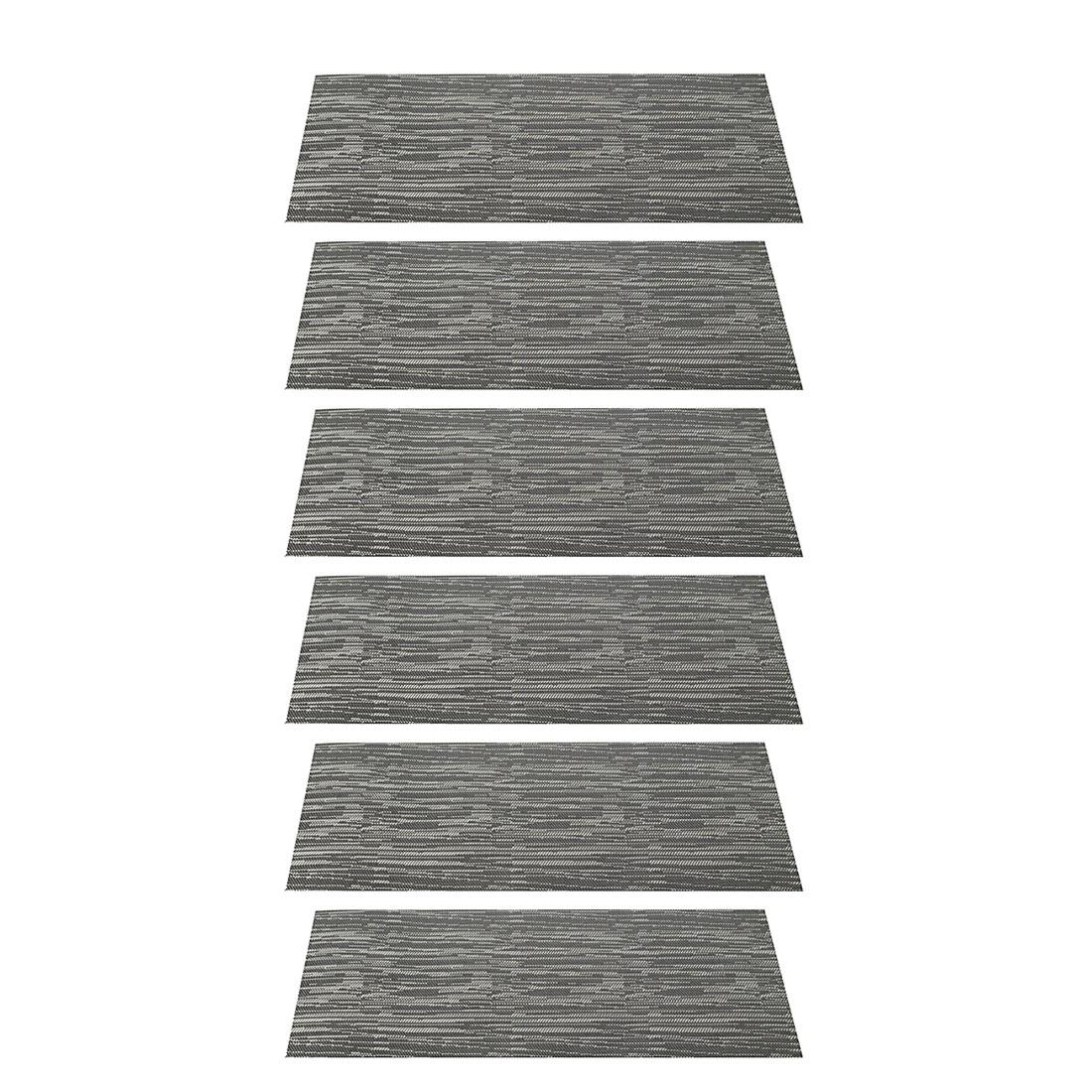 Platzset (6er-Set) – Grau meliert, Leonardo kaufen