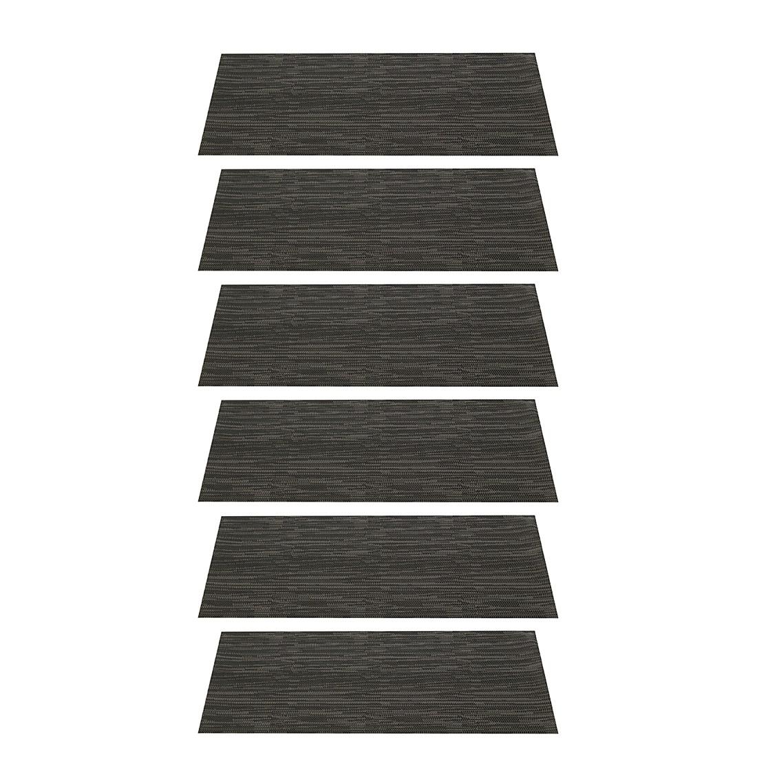platzset schwarz preis vergleich 2016. Black Bedroom Furniture Sets. Home Design Ideas