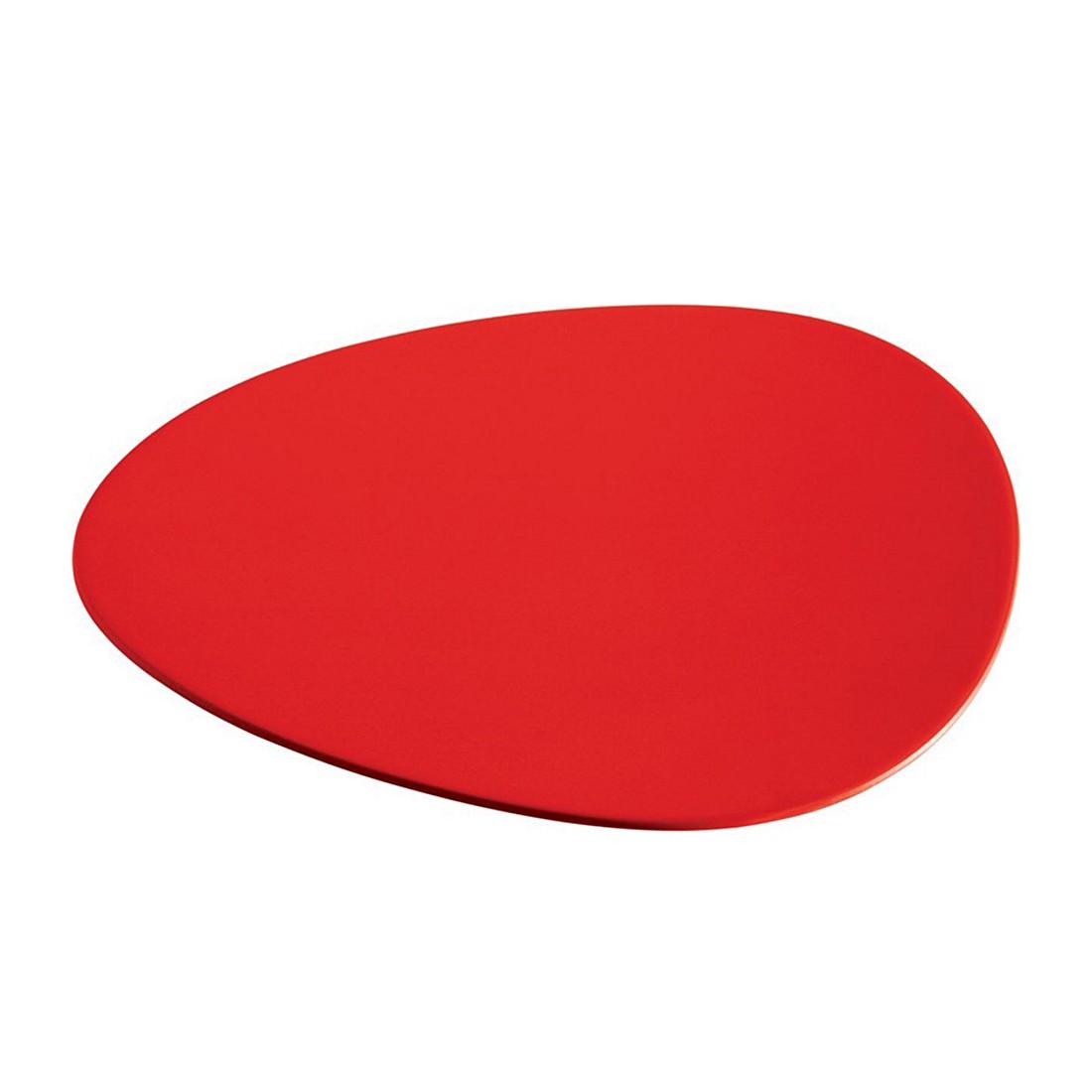 Platzteller Colombina Collection(4er-Set) – rot, Alessi online bestellen