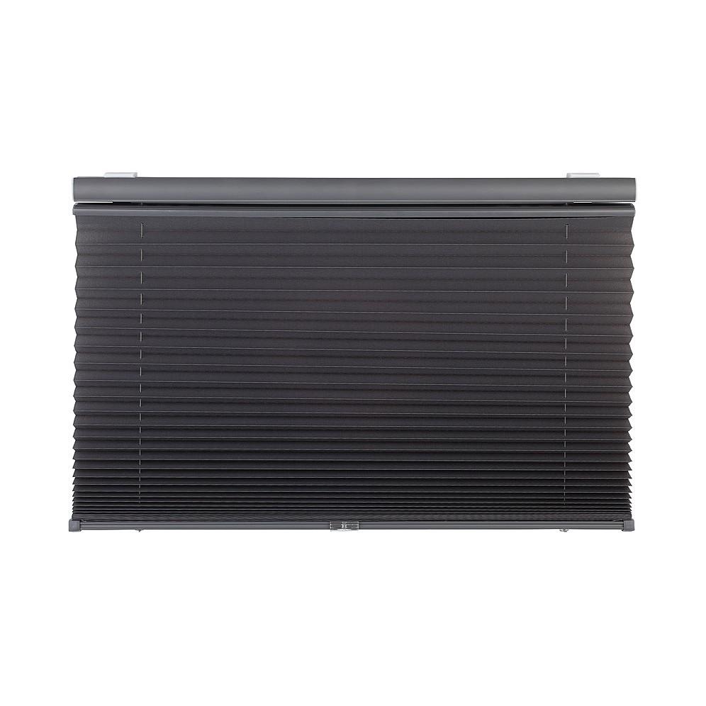 plissee klemmfix fun grau 60x130 cm mydeco g nstig. Black Bedroom Furniture Sets. Home Design Ideas