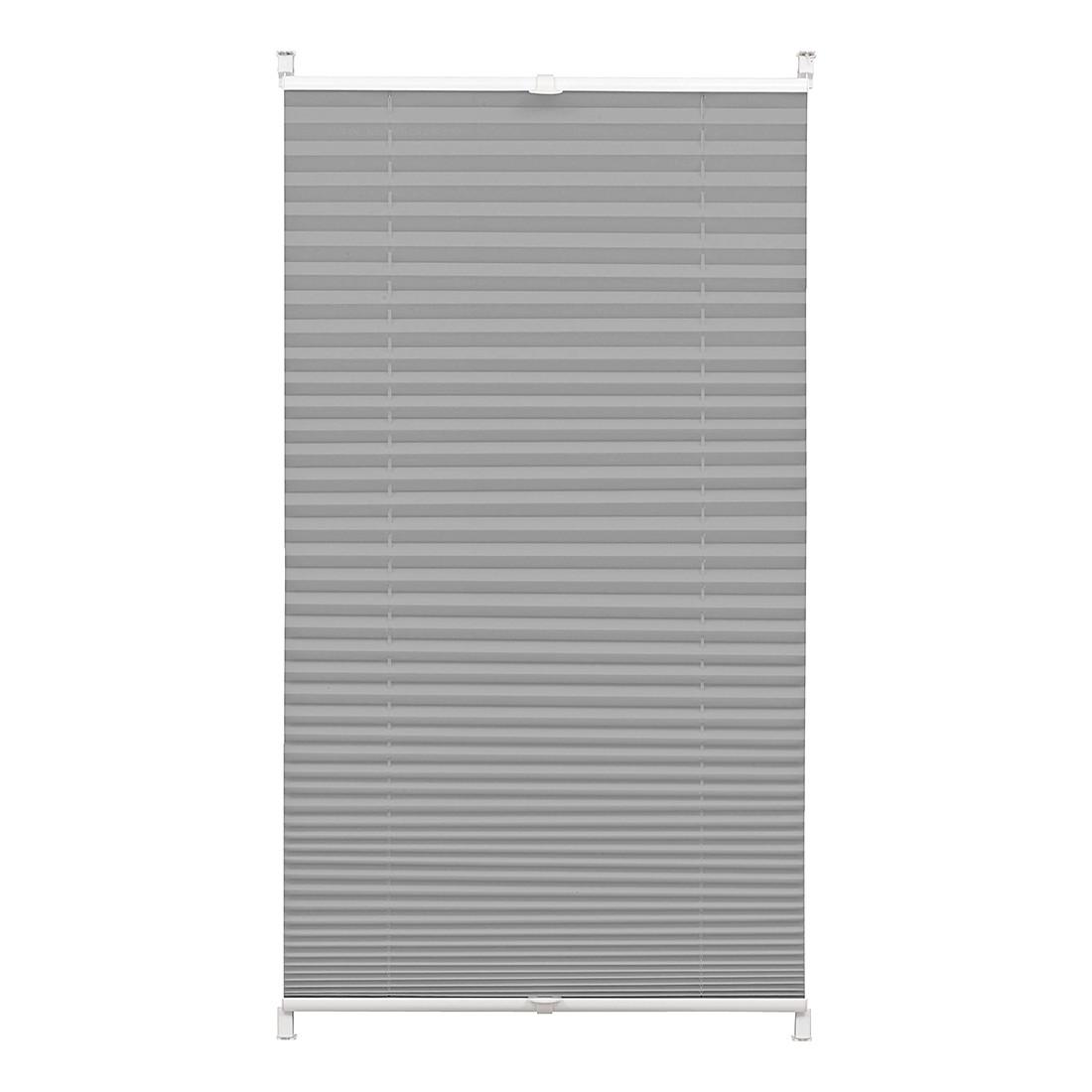 Plisseegardine Easyfix – Schiefer – 90 x 130 cm, Gardinia kaufen