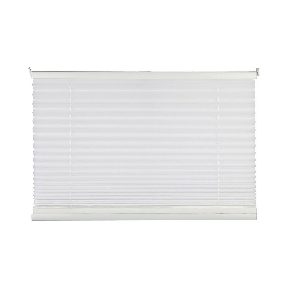 Plissee Klemmfix Free Weiß – 120×130 cm, mydeco günstig bestellen