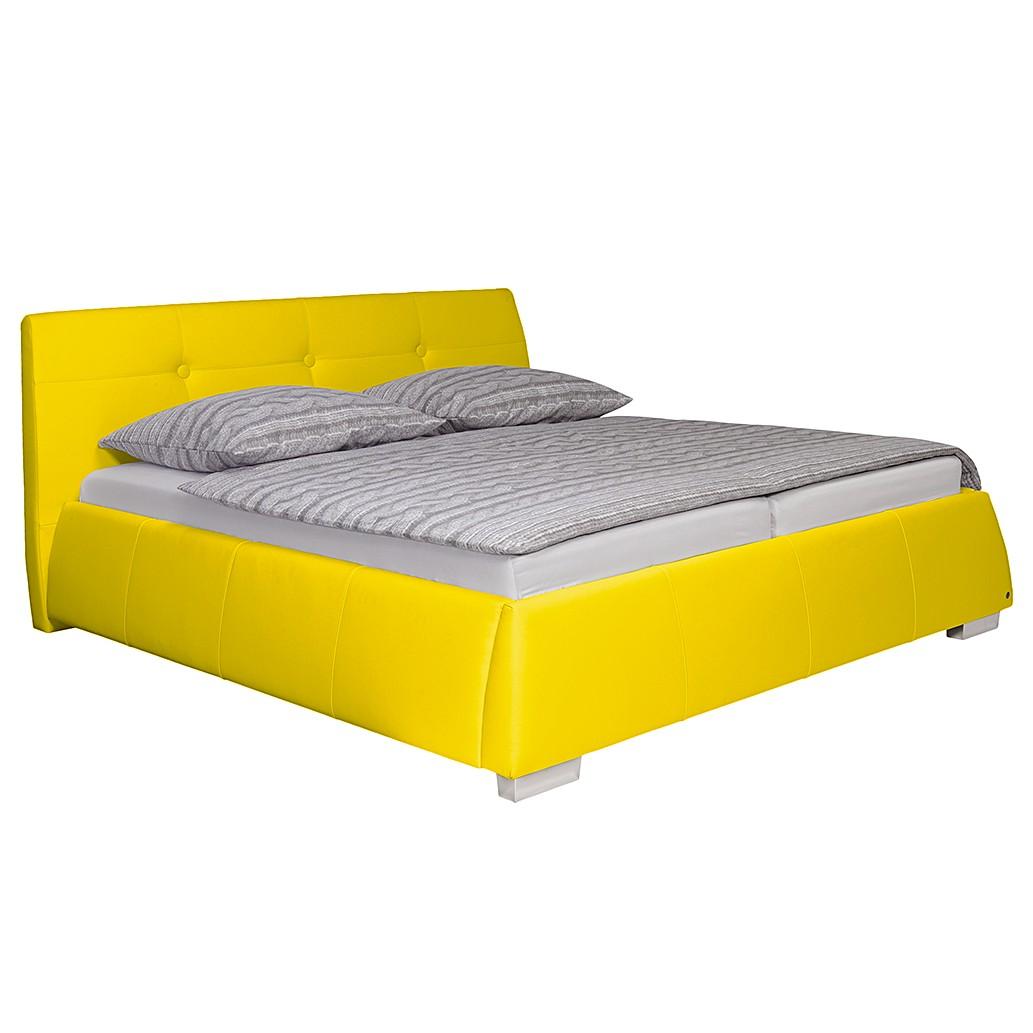 polsterbett classic button kunstleder 180 x 200cm h3 ab 80 kg. Black Bedroom Furniture Sets. Home Design Ideas