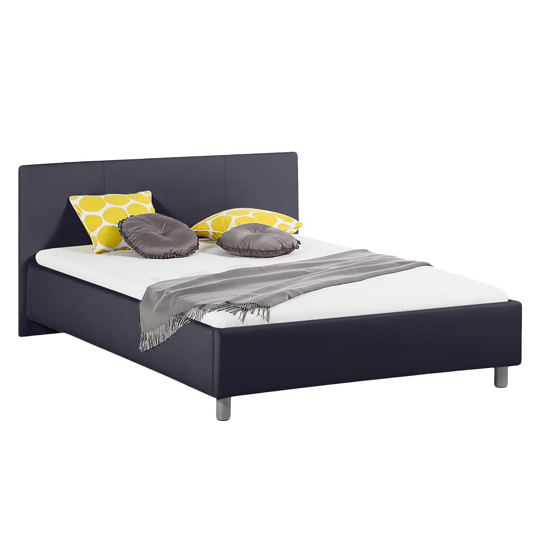 polsterbett naomi inkl lattenrost matratze. Black Bedroom Furniture Sets. Home Design Ideas