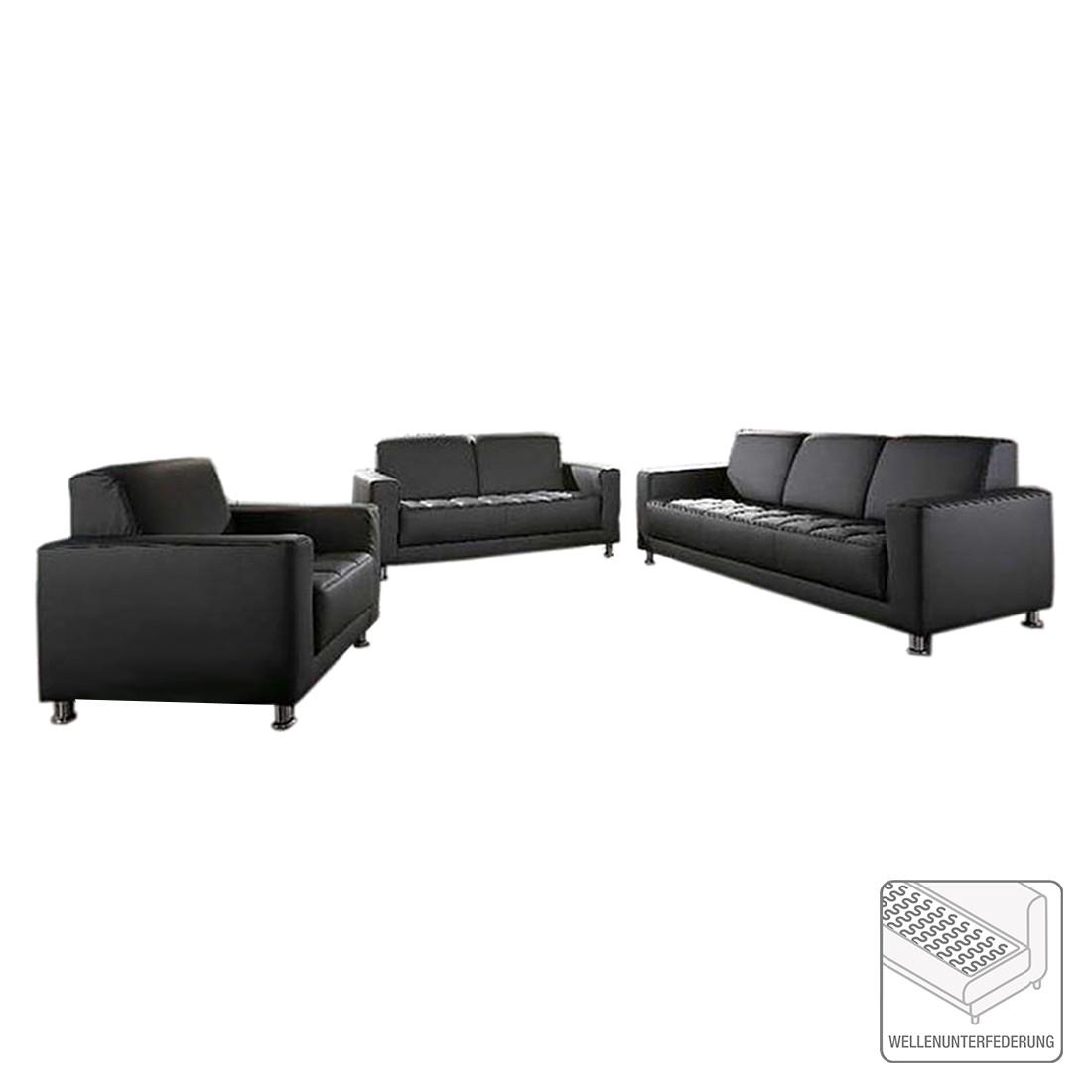 polster garnituren 3 teilig preisvergleiche erfahrungsberichte und kauf bei nextag. Black Bedroom Furniture Sets. Home Design Ideas