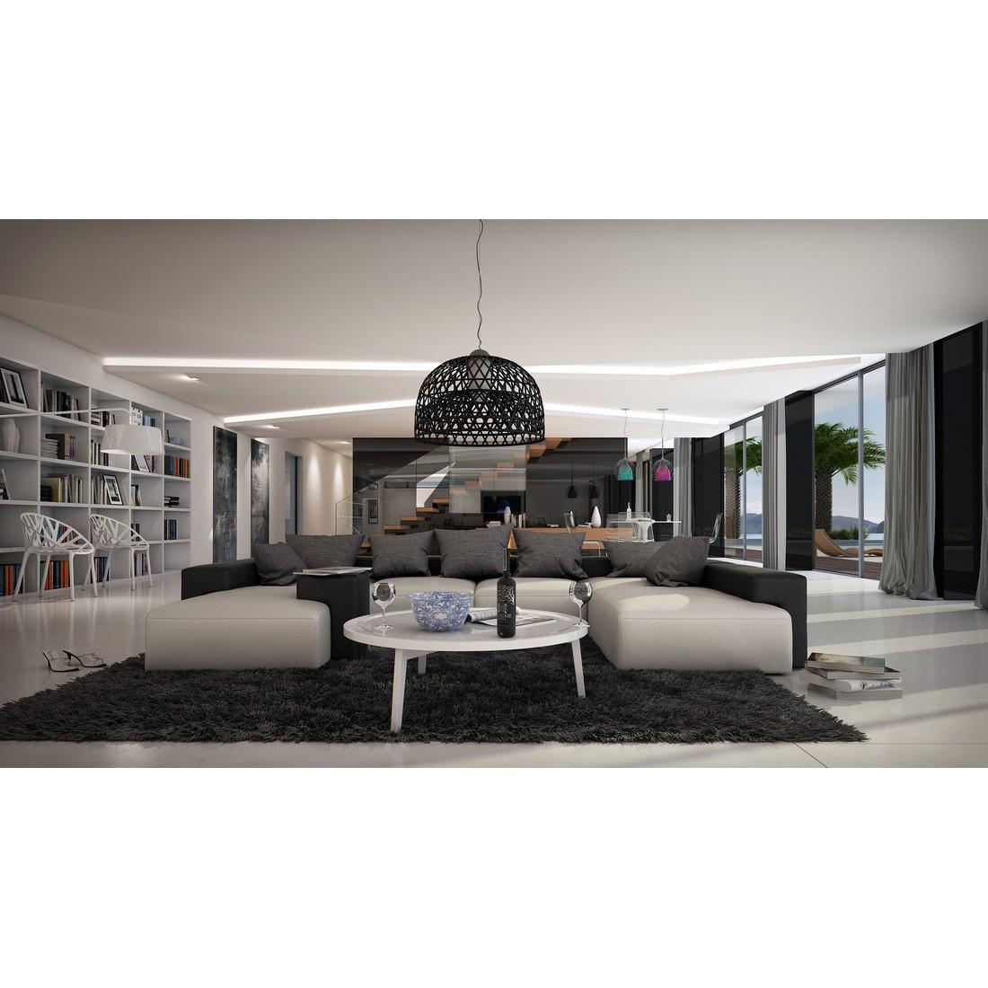 Polstersofa Saheel – U-Form – Ausführung: Ottomane Links, Sofa Dreams online bestellen
