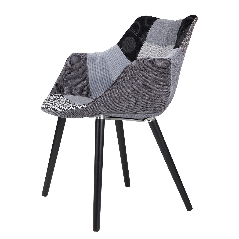 Zuiver eleven stoel patchwork zuiver aanbieding kopen for Stoel eleven