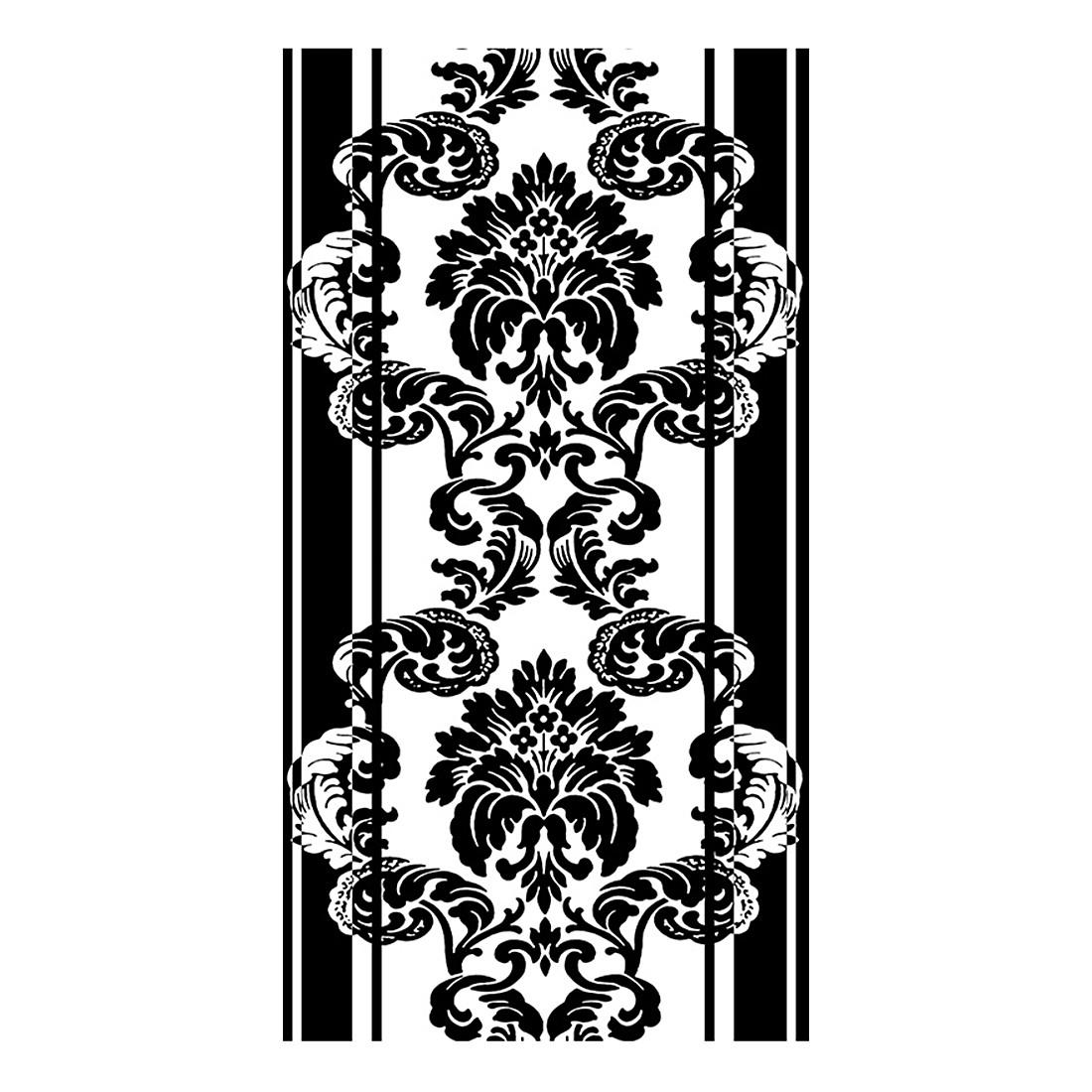 pop.up Panel Classical Ornamnet – schwarz – weiß – selbstklebend – glatt, Livingwalls online kaufen
