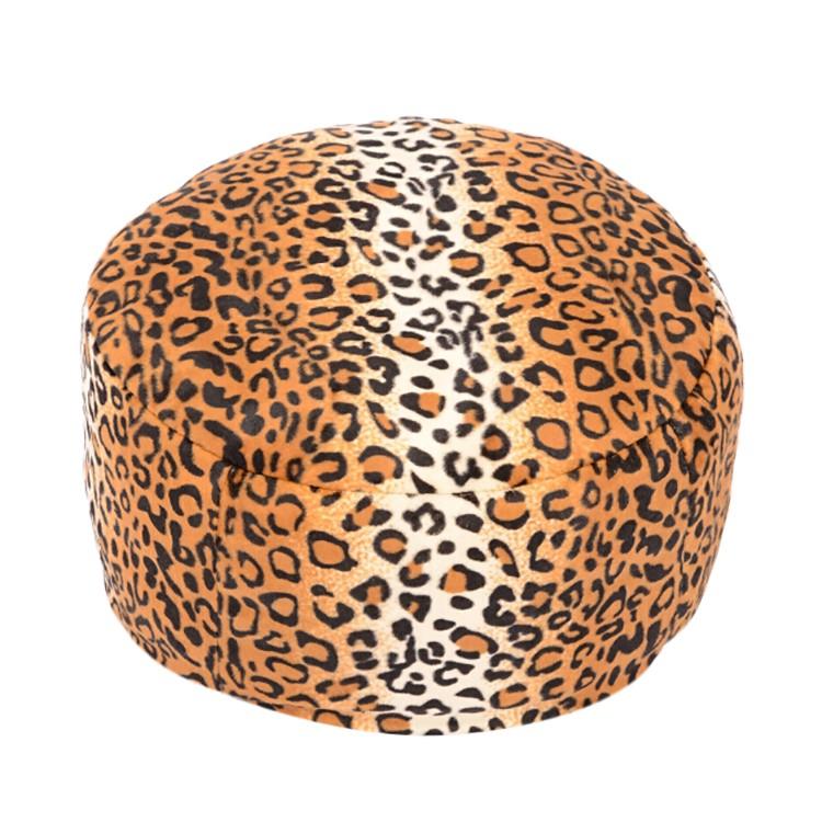 Pouf Animal Leopard (Gepard) klein – 47 x 47 cm, KC-Handel günstig kaufen