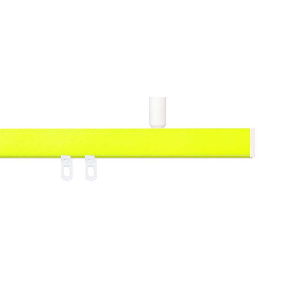 Gardinenstange Sara (1-lfg) II – Gelb – 160 cm, indeko kaufen