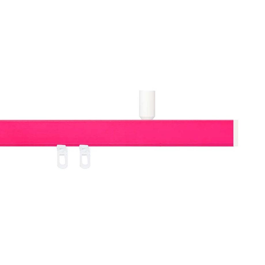 Gardinenstange Sara (1-lfg) II – Pink – 160 cm, indeko günstig bestellen