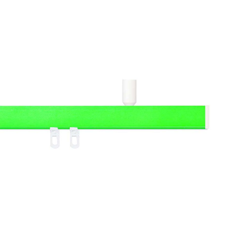 Gardinenstange Sara (1-lfg) II – Grün – 160 cm, indeko bestellen