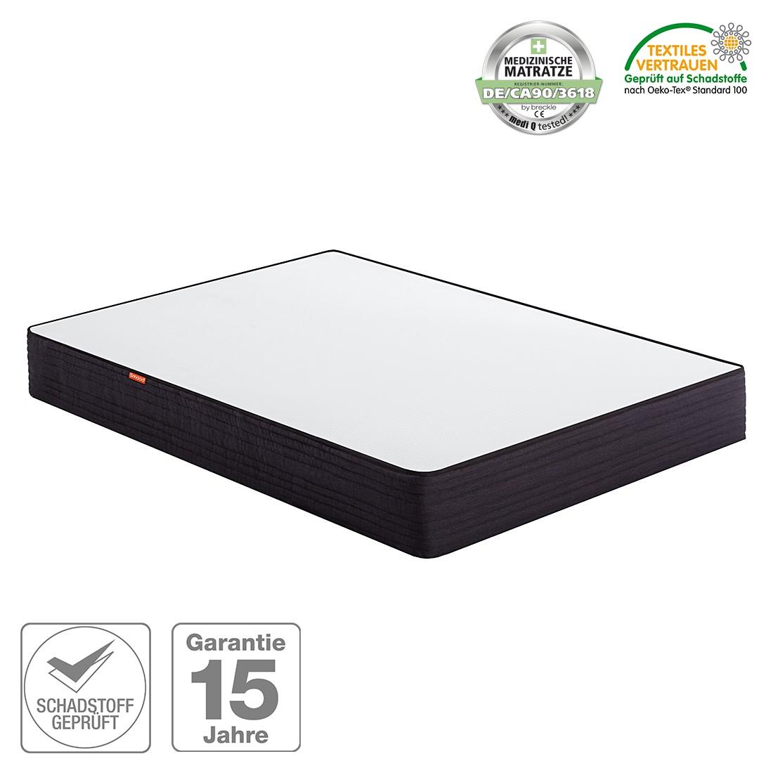 Premium Komfortmatratze Smood – 140 x 200cm, Smood günstig online kaufen