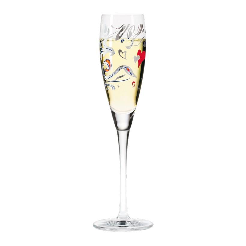 Proseccoglas Pearls – 160 ml – Design Ambrogio Pozzi – 2009 – 1930065, Ritzenhoff günstig kaufen