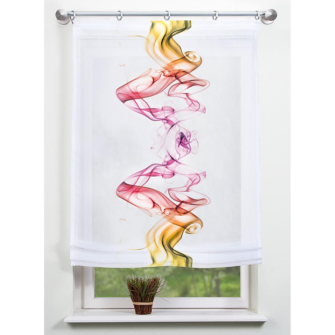 raffrollo chester multicolor 100 x 140 cm home wohnideen g nstig kaufen. Black Bedroom Furniture Sets. Home Design Ideas