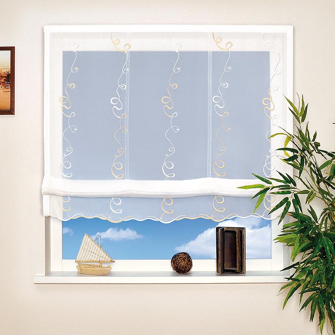 Raffrollo CERES Creme – 100 x 170 cm, Home24Deko günstig