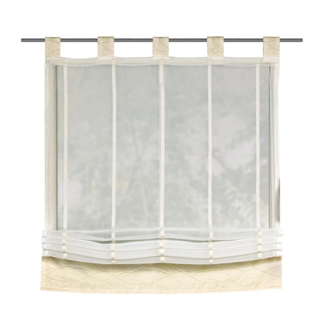 raffrollo zoji la 45 x 140 cm home wohnideen g nstig kaufen. Black Bedroom Furniture Sets. Home Design Ideas