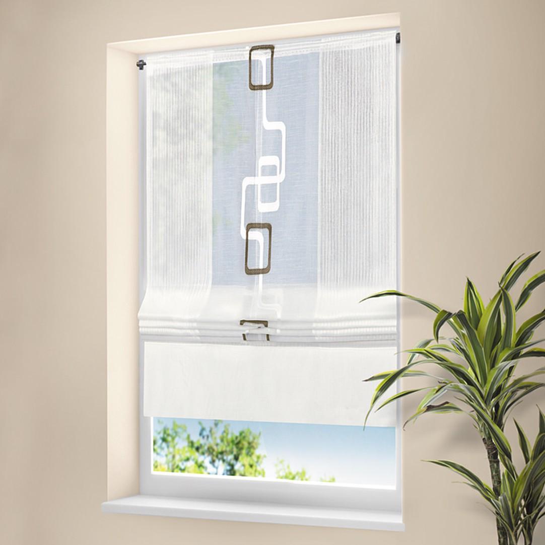 raffrollo tanja 70 x 160 cm home24 deko m g1 000172. Black Bedroom Furniture Sets. Home Design Ideas