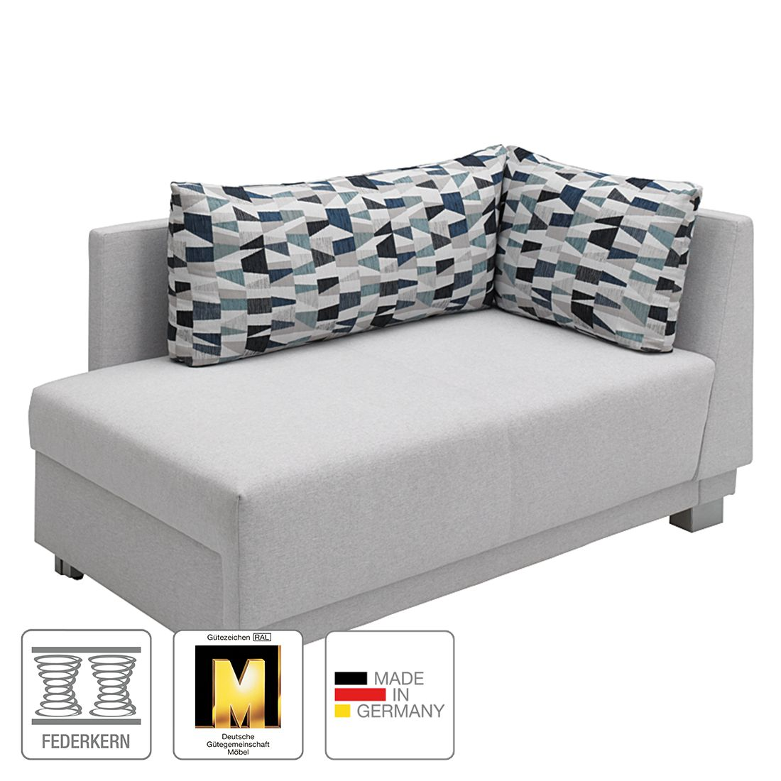 recamiere g nstig kaufen. Black Bedroom Furniture Sets. Home Design Ideas