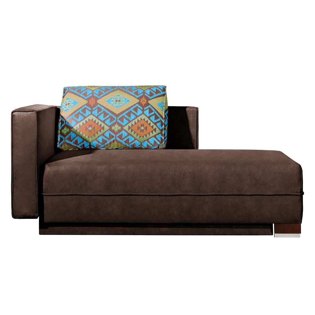 recamiere roxy mit schlaffunktion microfaser. Black Bedroom Furniture Sets. Home Design Ideas