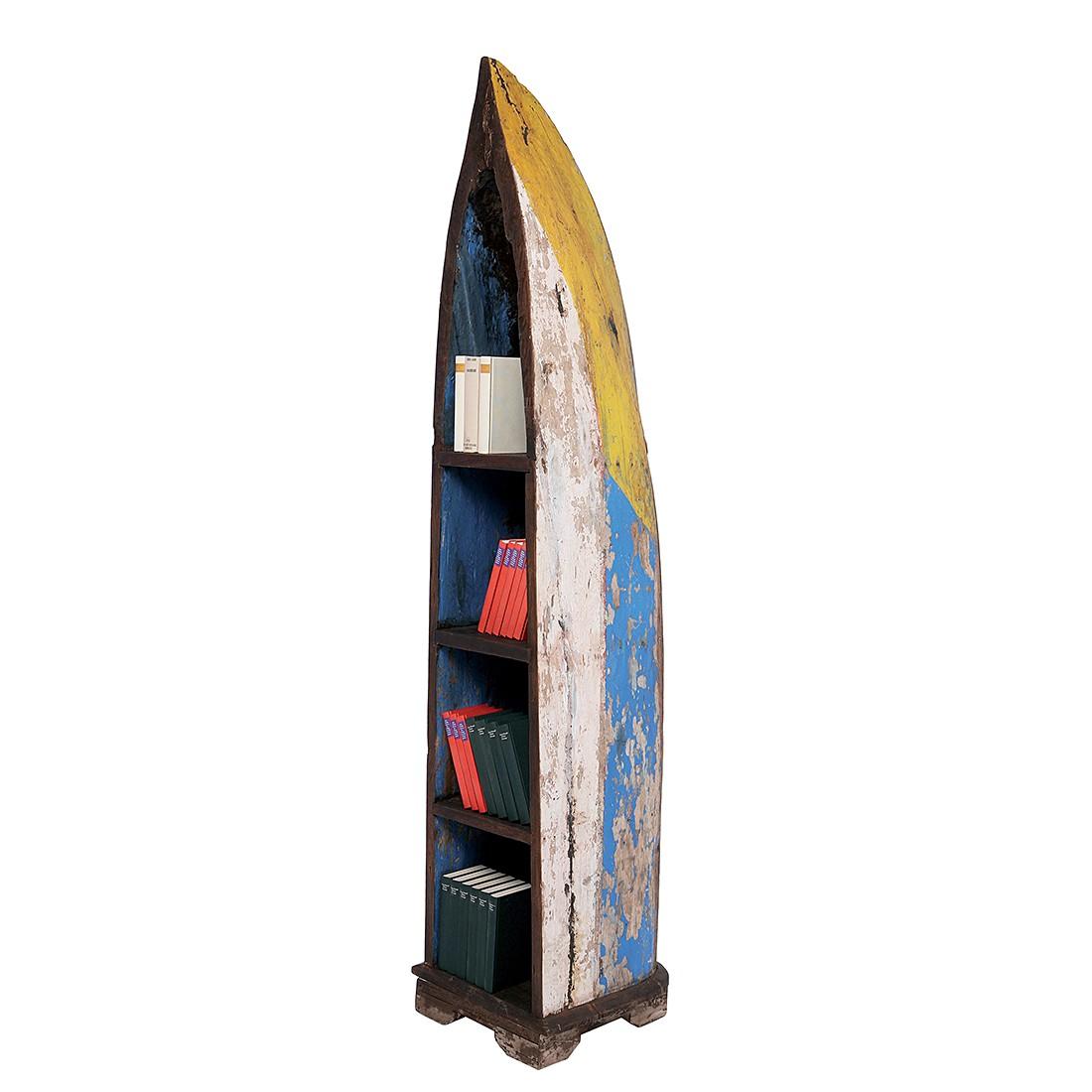 Regal Boat Trip - Teak massiv/Mehrfarbig, Kare Design