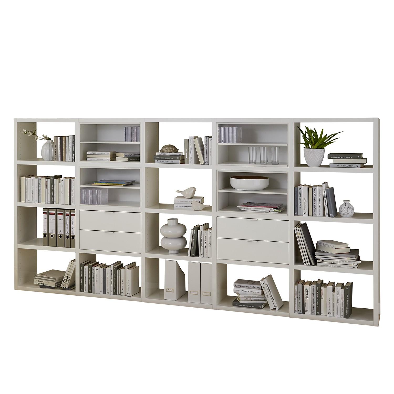 Regal Concept IV - Weiß, loftscape