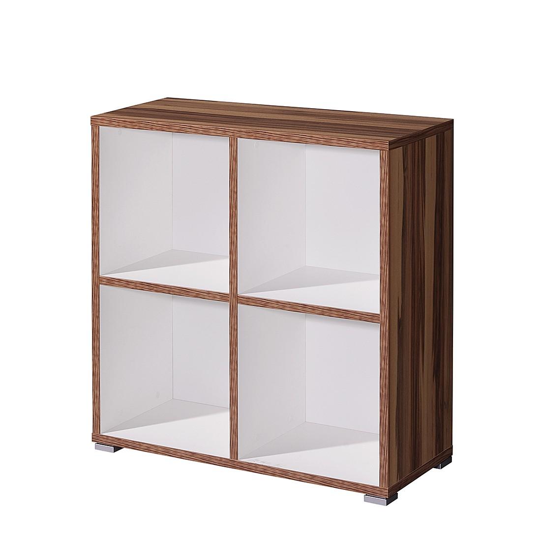 regal cube klein baltimore nussbaum wei top square. Black Bedroom Furniture Sets. Home Design Ideas