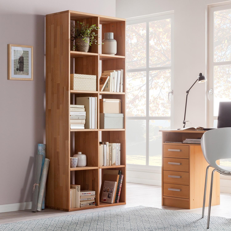 regal grapwood iii kernbuche massiv raumteiler regal b cherregal standregal 39 ebay. Black Bedroom Furniture Sets. Home Design Ideas