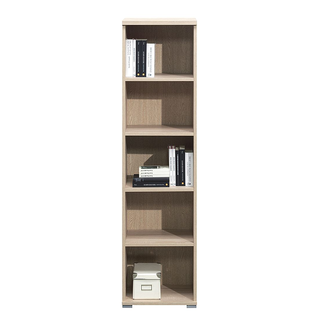 regal rio art i eiche dekor raumteiler b cherregal. Black Bedroom Furniture Sets. Home Design Ideas