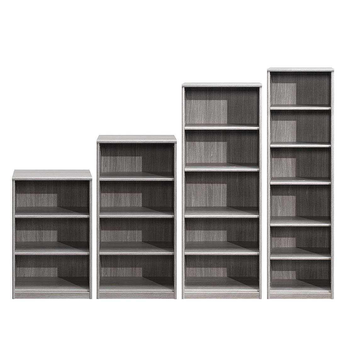 regal soft plus i silbereiche dekor f cher 5 h he 148 cm. Black Bedroom Furniture Sets. Home Design Ideas