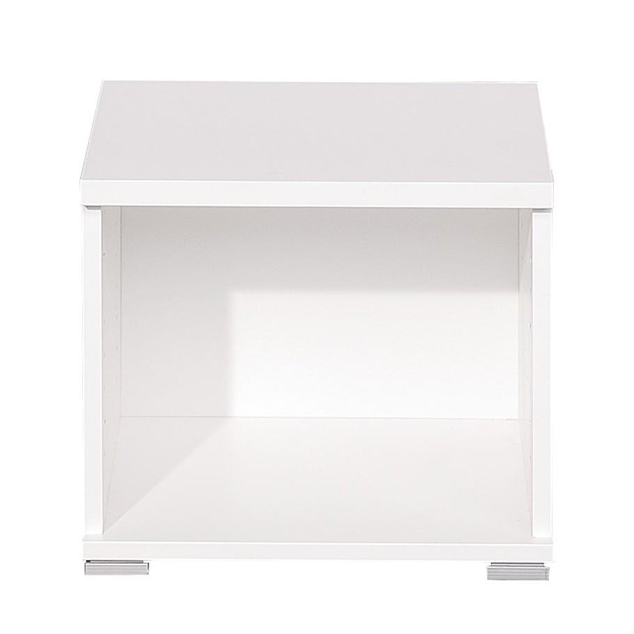 regalw rfel rio art ii wei cs schmal g nstig kaufen. Black Bedroom Furniture Sets. Home Design Ideas
