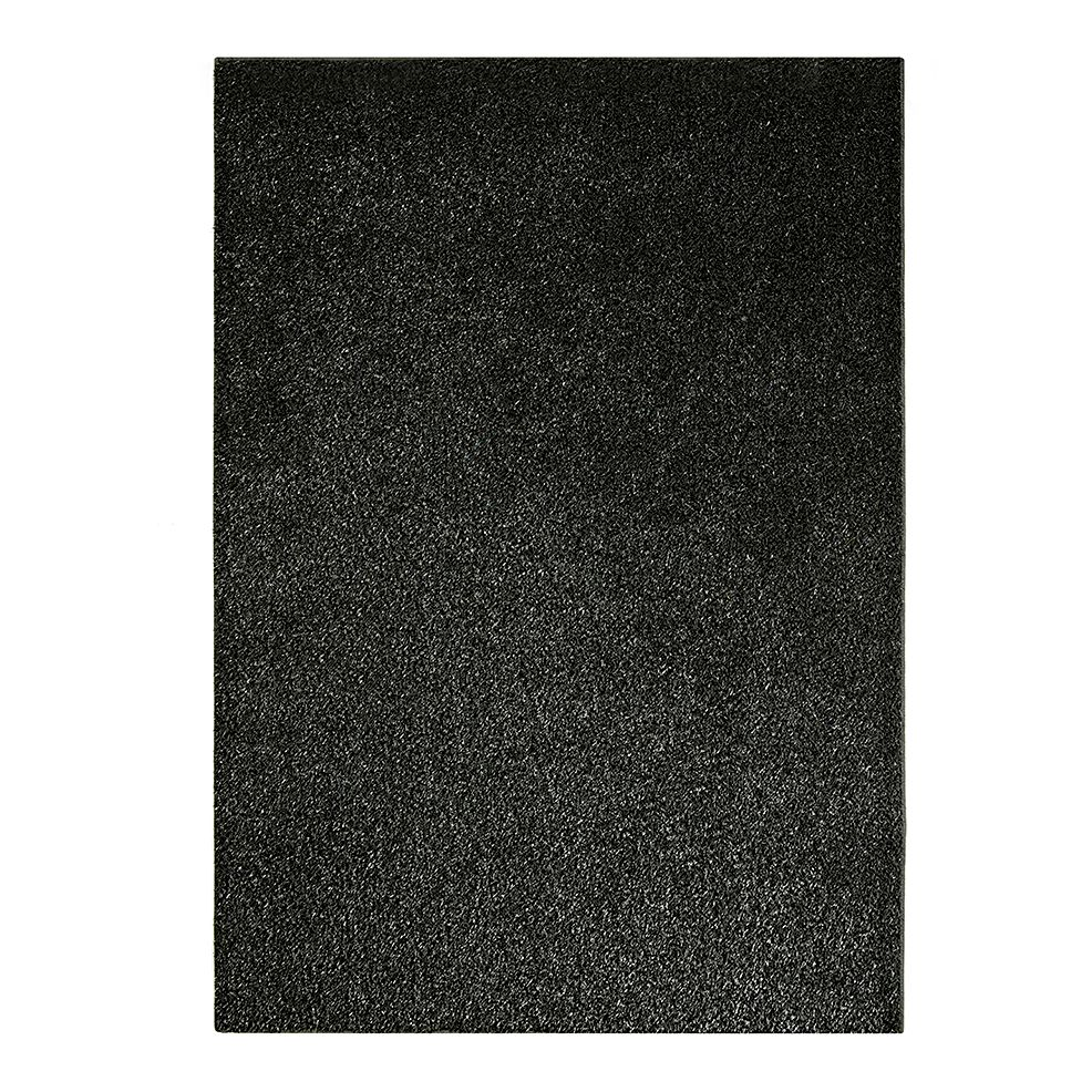 Outdoorteppich b.b Miami Style – Magic Black – 200 x 200 cm, barbara becker home passion jetzt kaufen