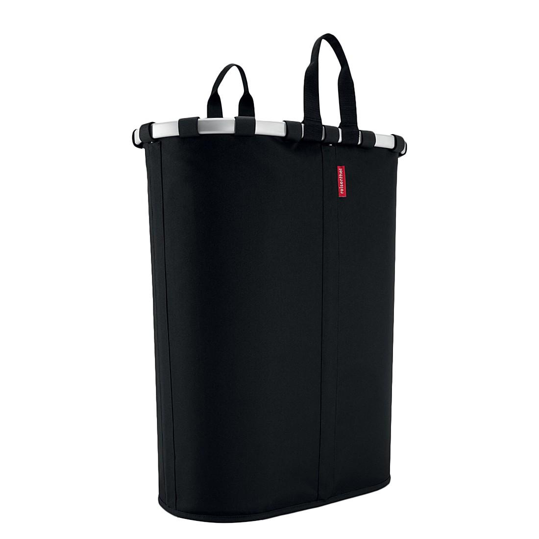 REISENTHEL Einkaufskorb ovalbasket L schwarz – Polyester, Aluminium schwarz, Reisenthel Accessoires online bestellen