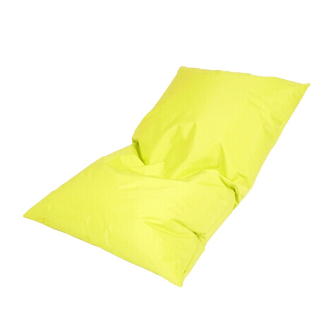 Relaxkissen Nylon Gelb groß – 130 x 80 cm, KC-Handel günstig bestellen