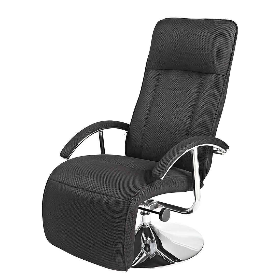 Relaxliege Listone – Meshstoff Schwarz, Nuovoform jetzt kaufen