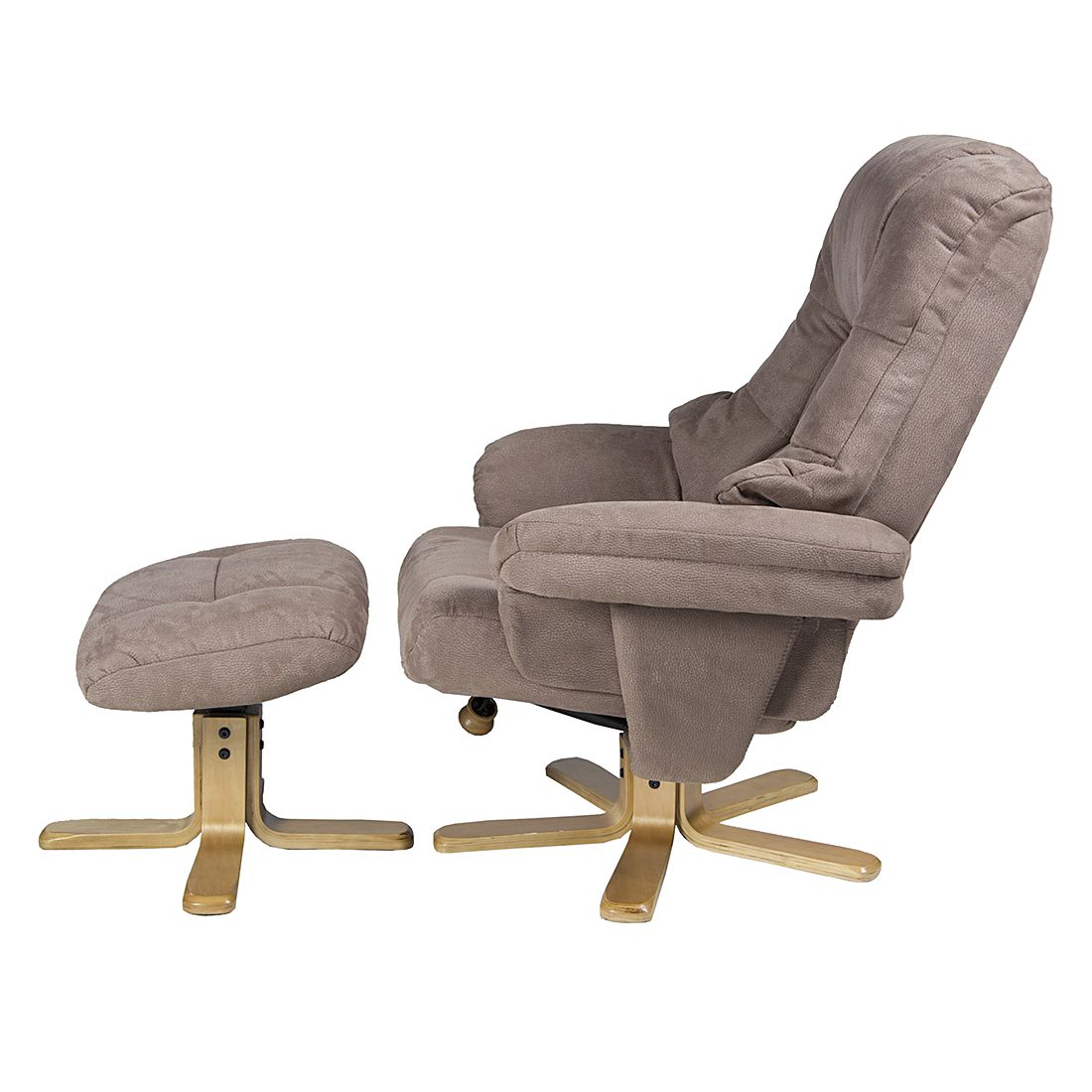 Duo collection relaxsessel lacanau tv sessel fernsehsessel for Relaxsessel mit hocker microfaser