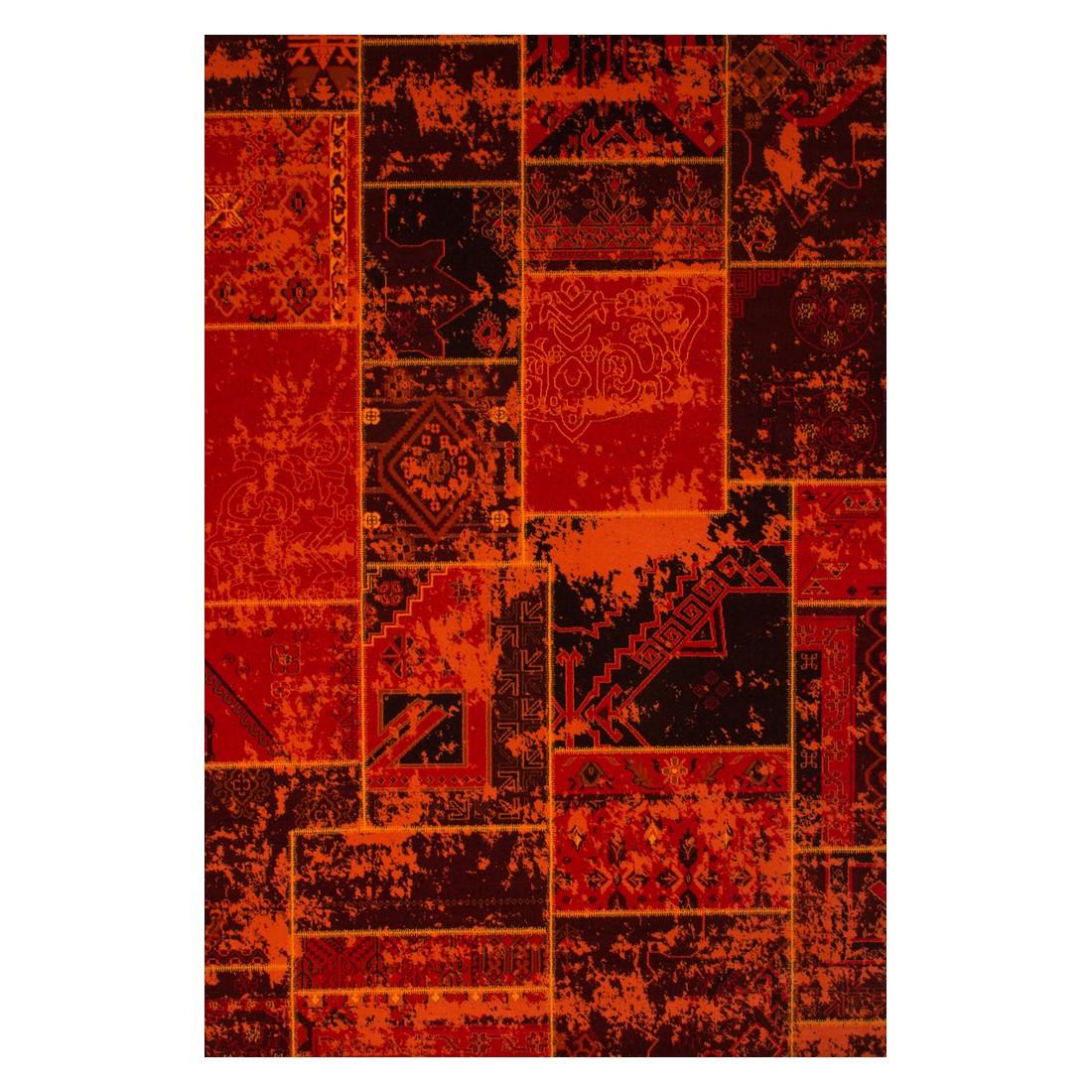 Teppich Retro – Rot – 80 x 150 cm, Obsession günstig bestellen