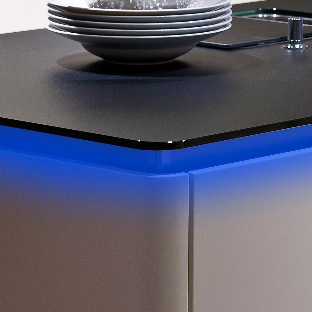RGB-LED-Flexband Led-Flex ● 30-flammig- Lux A+