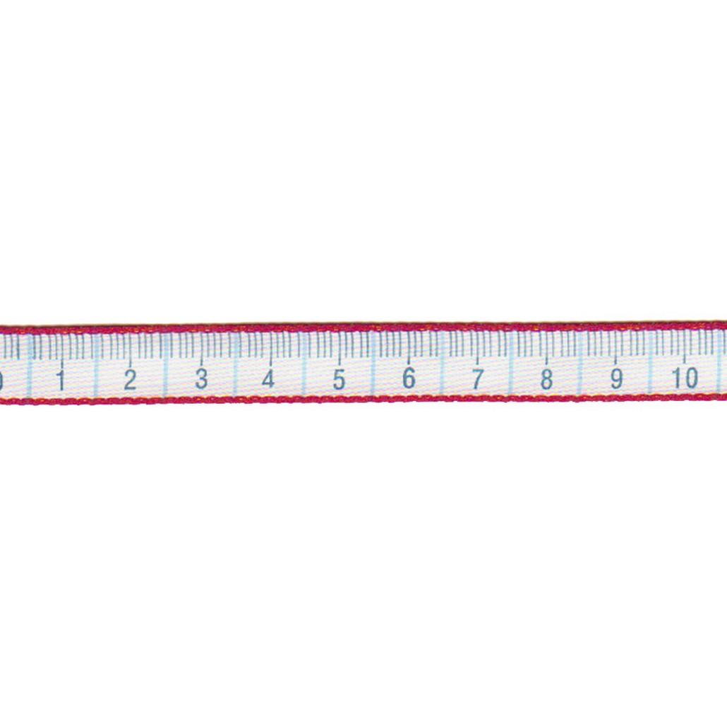Ribbon On Board – Design Meter – Baumwolle/Polyester – Weisse Messband, Aspegren Denmark günstig kaufen
