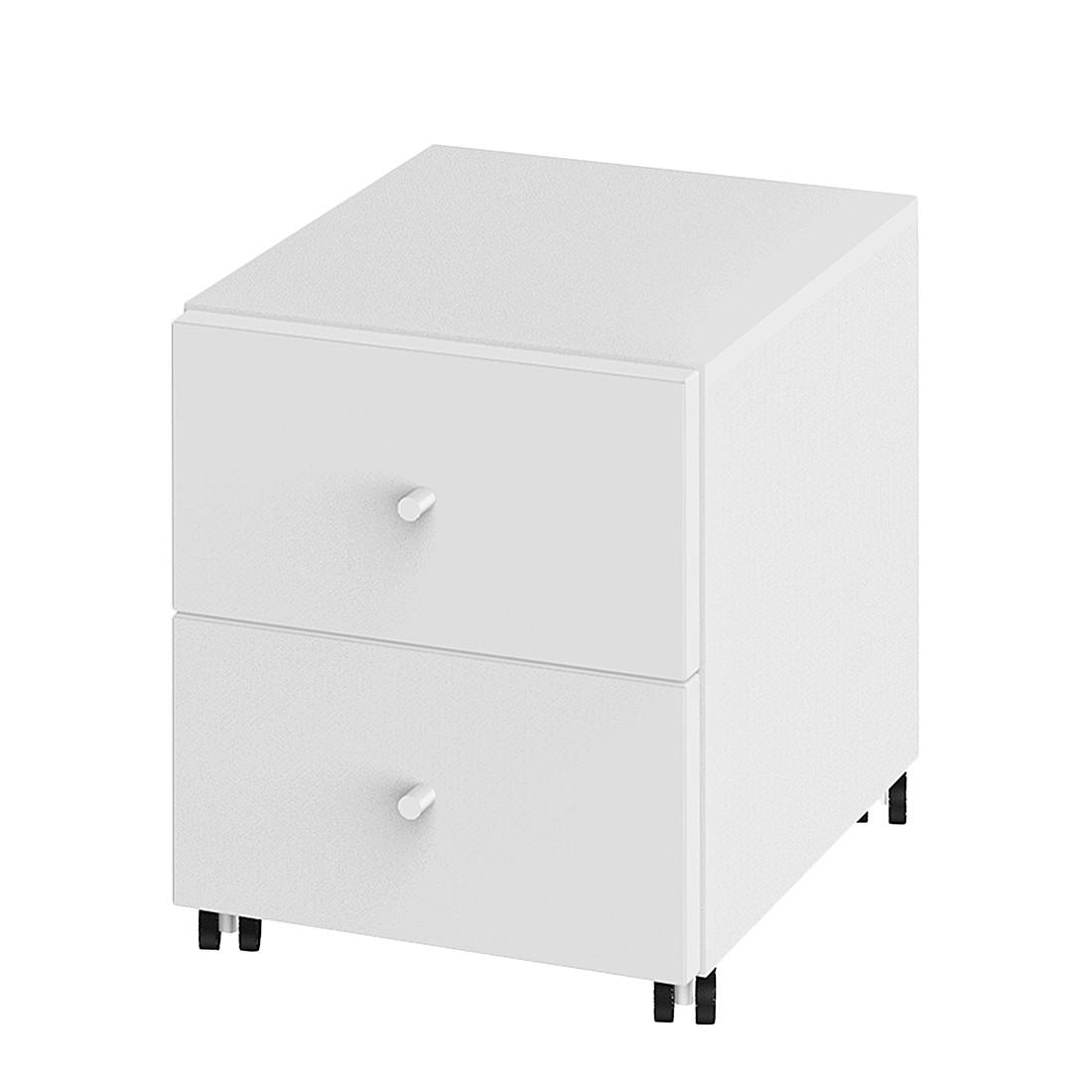Rollcontainer HiLight I – Weiß, röhr günstig online kaufen