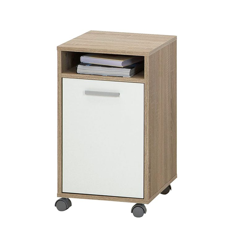 Preisvergleich eu rollcontainer wei for Home24 office