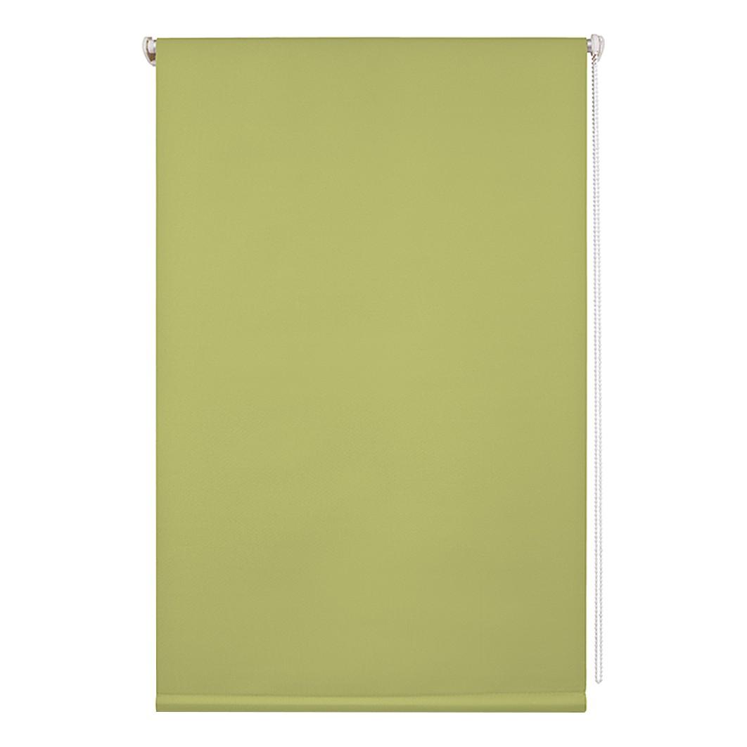 rollo klemmfix thermo verdunkelung polyester gr n abmessungen h x b 150 x 100 cm wohn. Black Bedroom Furniture Sets. Home Design Ideas